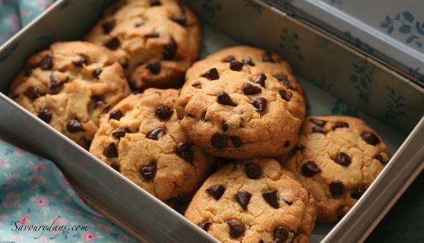 món bánh cookies
