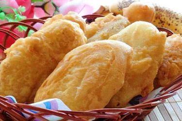 Bánh chuối chiên