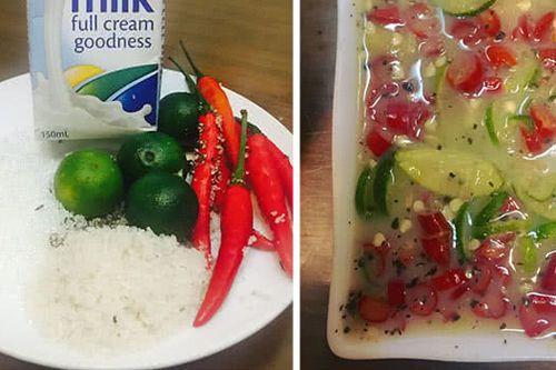 Cách làm nước chấm chân gà luộc và nướng ngon nhất