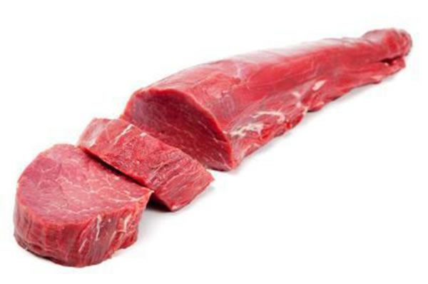 thịt thăn bò