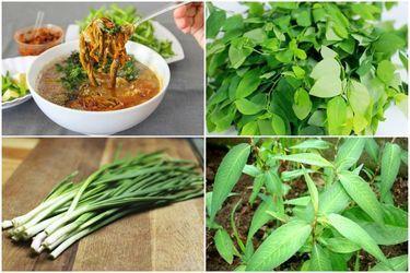 Cháo lươn nấu với rau gì?