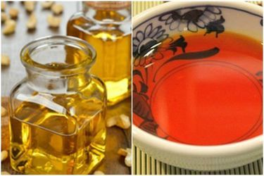 Tìm hiểu về dầu điều và màu điều: Phân biệt sự khác nhau và cách làm