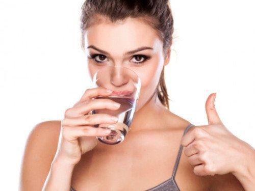 Uống nước vừa đủ