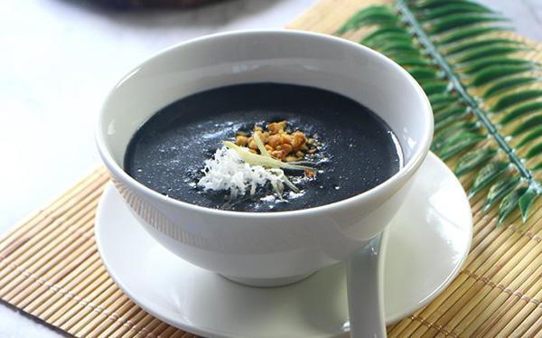 chè mè đen đậu phộng