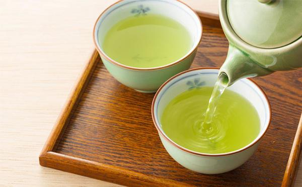 Nước trà xanh