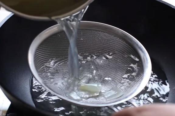 lọc nước dùng nấu tokbokki