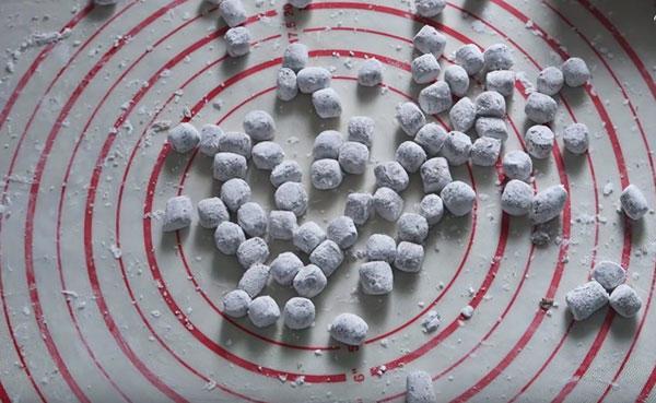 hạt trân châu sống