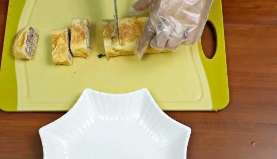 món trứng cuộn
