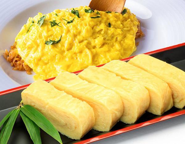 trứng cuộn Nhật Bản