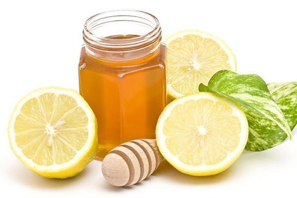 nước mật ong chanh