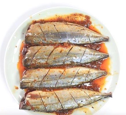 ướp cá nục