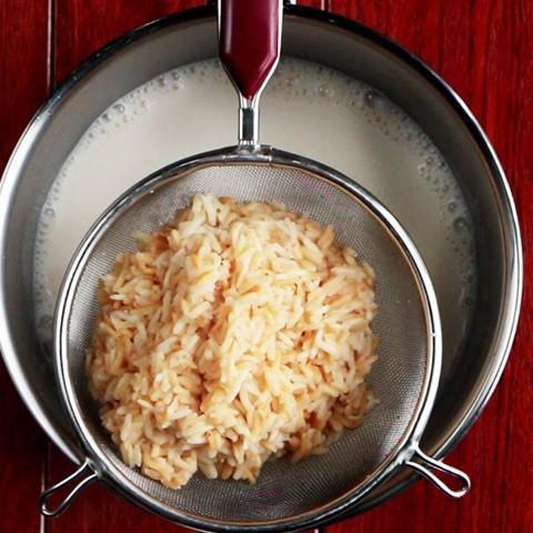 lọc xác gạo