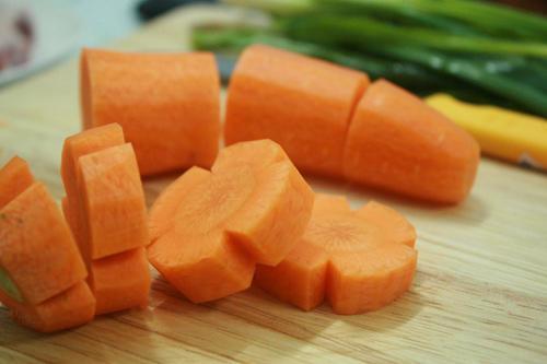 cà rốt thái khúc