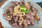 Cách làm thịt trâu xào khế