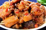 Cách làm gà kho sả ớt